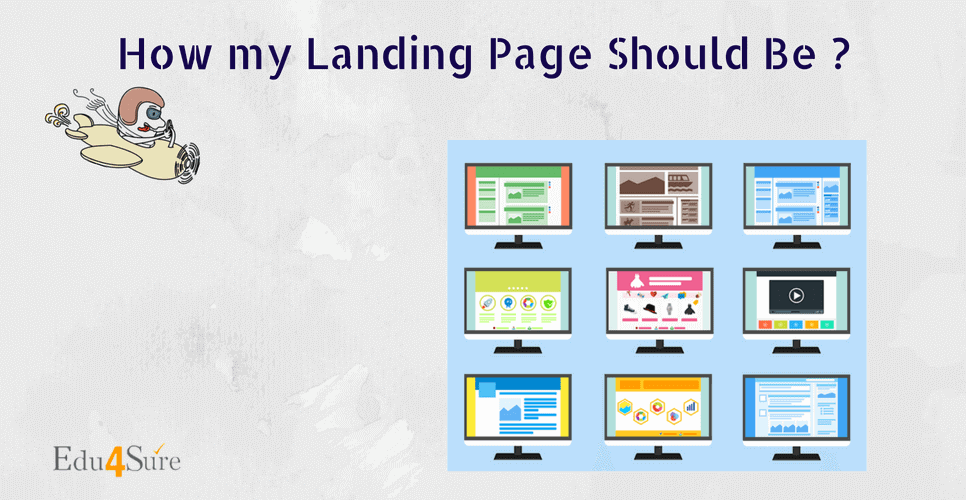 Landing-Page-creation-Edu4Sure