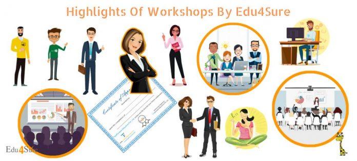 Highlights-Workshops-Edu4Sure