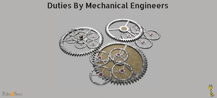 Mechanical-Engineers-Duties