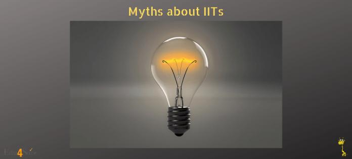 IIT-Myths-Edu4Sure
