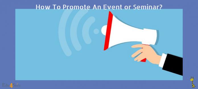 Promote-Event-Edu4Sure
