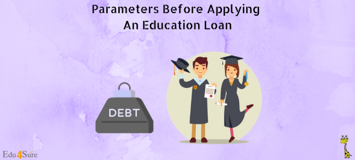 education-loan-parameters