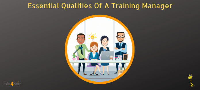 Qualities-Training-Manager-Edu4Sure