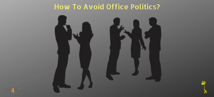 How-Avoid-Office-Politics