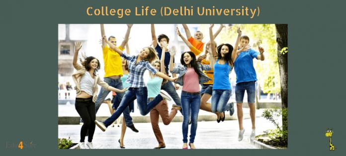 Delhi-University-College-life