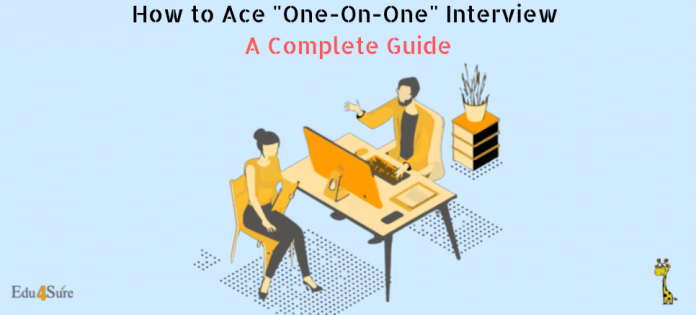 How-Handle-One-On-One-Interview-Edu4Sure