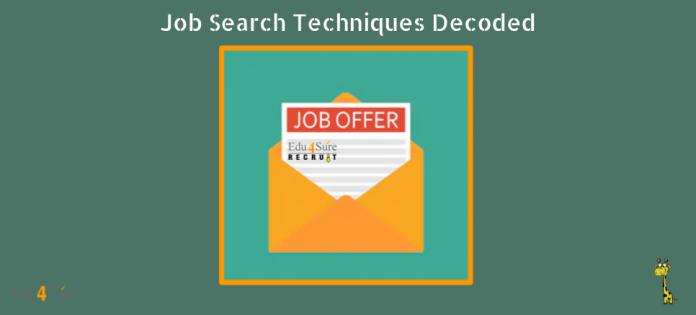 Job-Search-Techniques-Edu4Sure