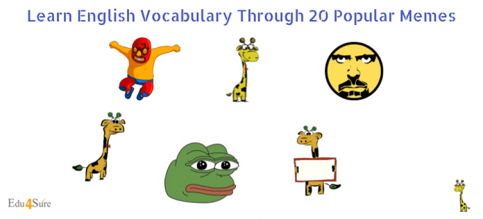 Learn-Vocab-Through-Memes