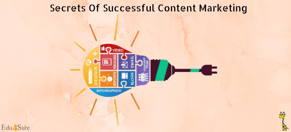 Content marketing secrets 2