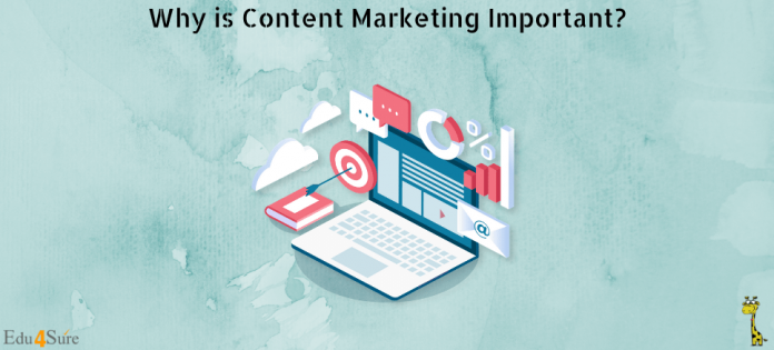 Why-is-Content-Marketing-Important-Edu4Sure