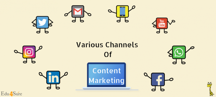 Content-Marketing-channels