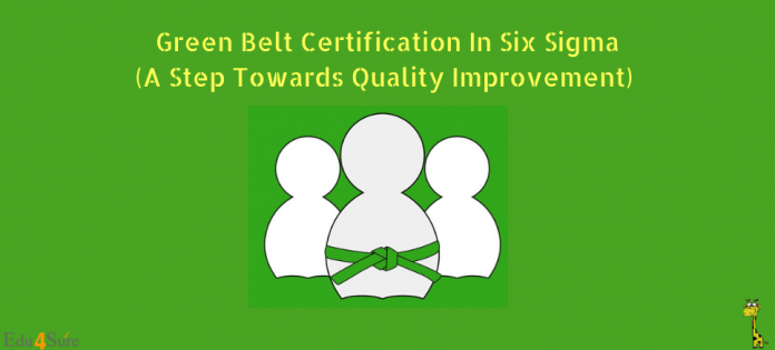 Green-belt-certification-six-sigma-edu4sure