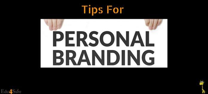 Personal-branding-tips-edu4sure